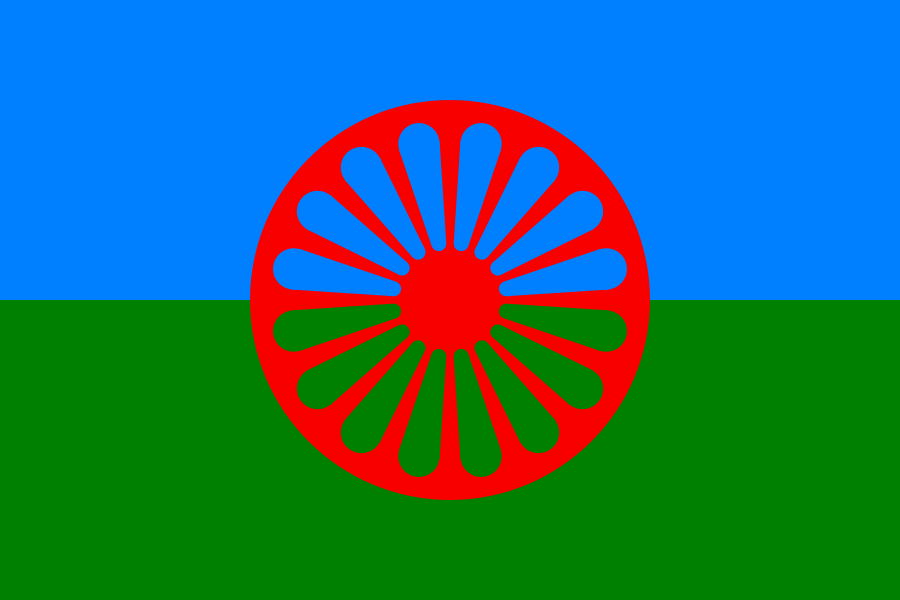 AFOR_Flag_of_the_Romani