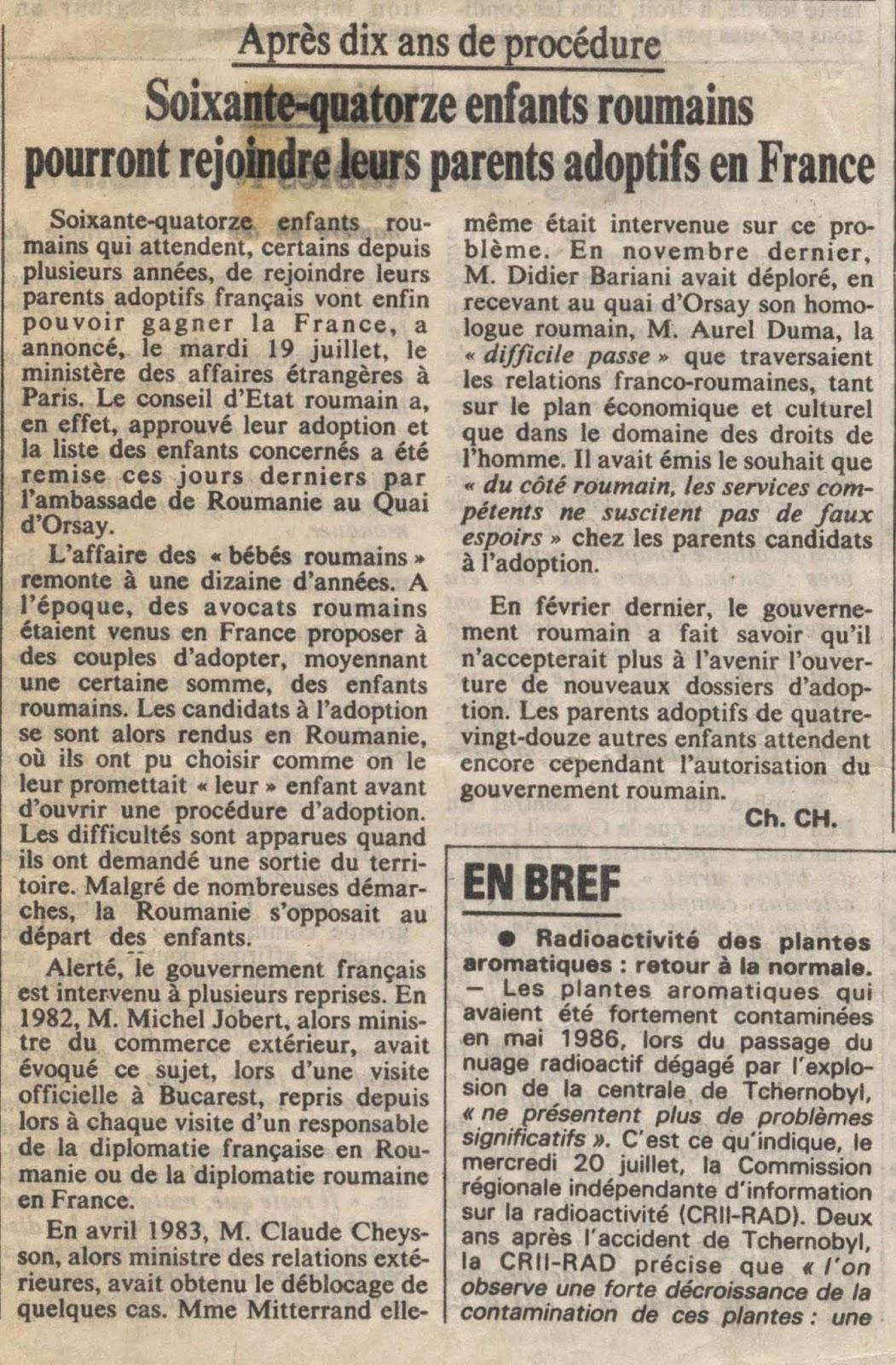 affaire_bebes_roumains_AFOR